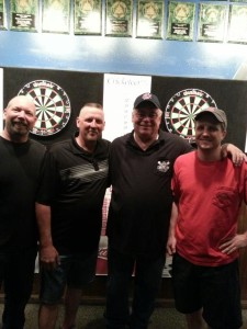 Some outstanding darters turned out for the Saturday draw at Mighty Mikes.  I was happy to come away with second place money after some real dogfights...