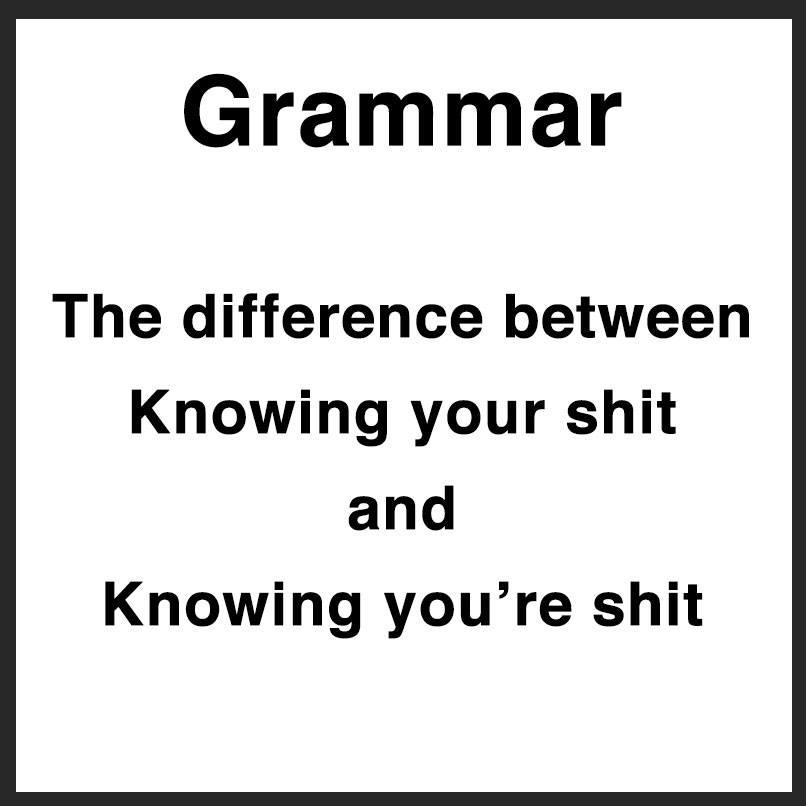 grammarshit