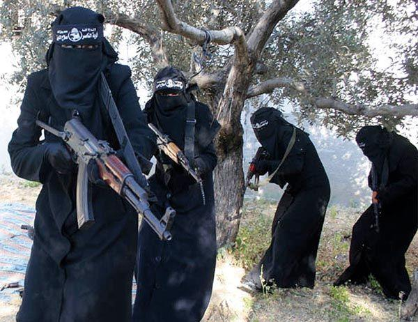 """We have established the brigade to raise awareness of our religion among women, and to punish women who do not abide by the law"" --ISIS commander"
