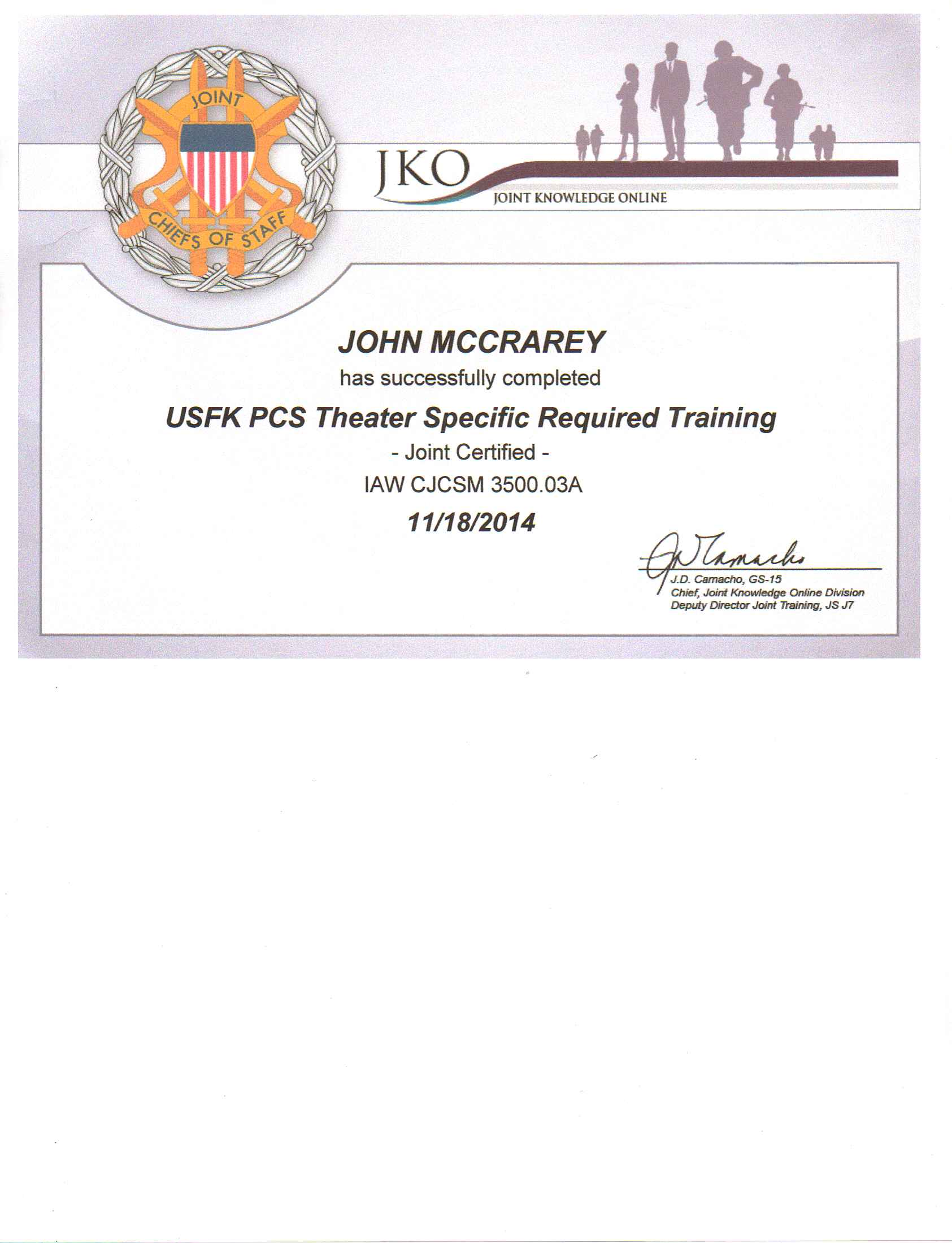 trainingcert
