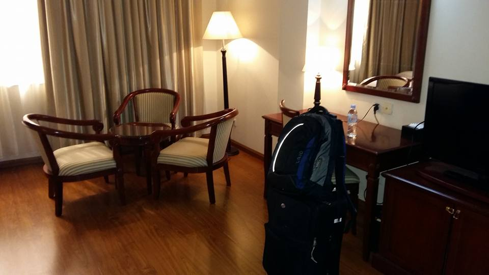 The Hotel Lux Riverside was a clean and comfortable lodging at the budget price of $50 per night including breakfast....