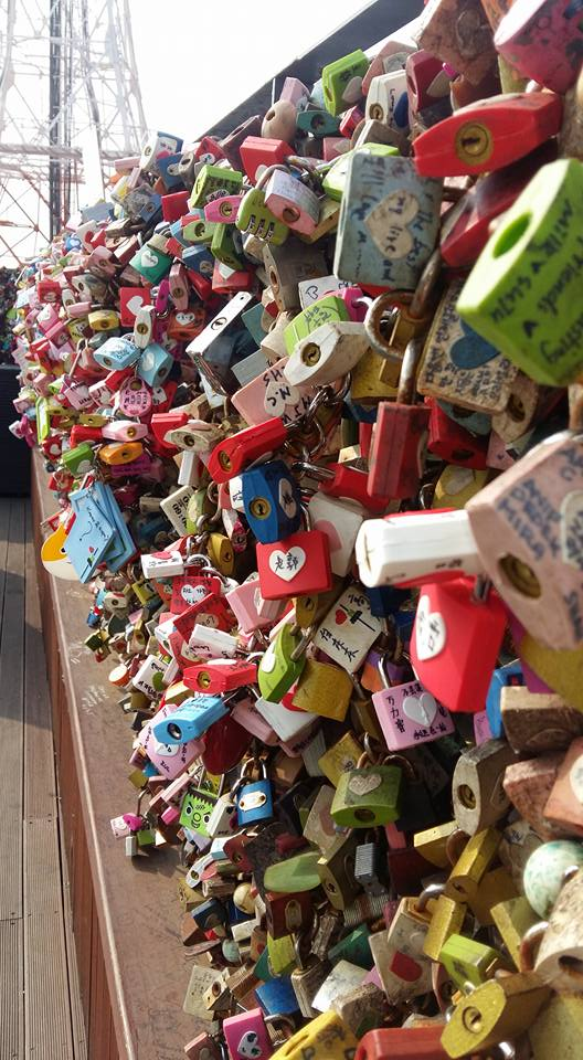 A bitter reminder that all the locks in the world won't chain the heart of a soul who yearns to be free...
