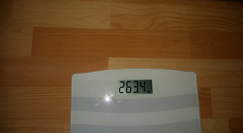 Woot! Down 5.8 pounds! More than I dared hope for. Of course, in the early stages of the diet you get bigger drops, and then your body adjusts and it gets tougher. Still, just give me one pound a week and I'll be happy...