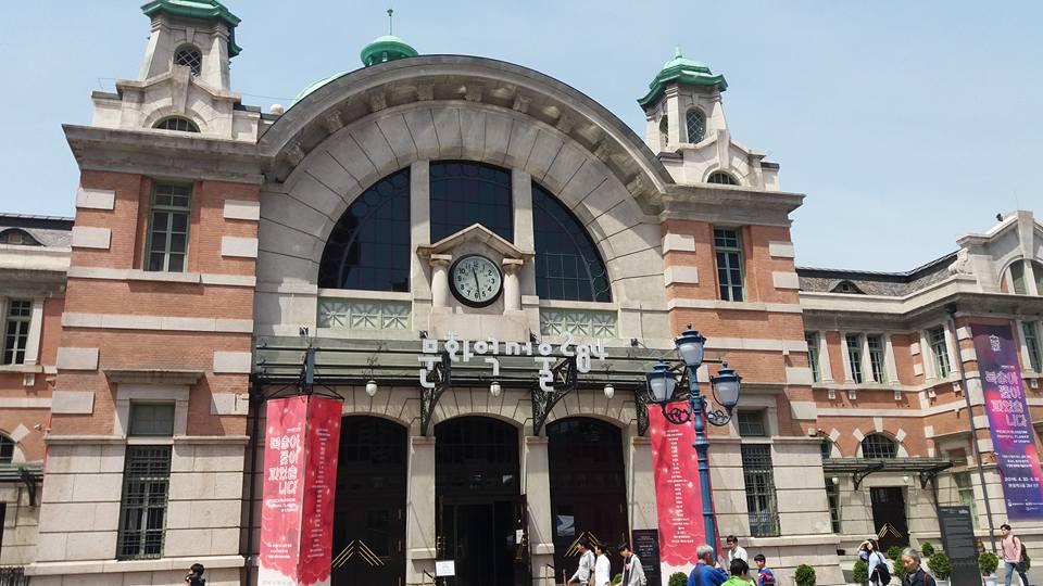 The original Seoul Station mind you...