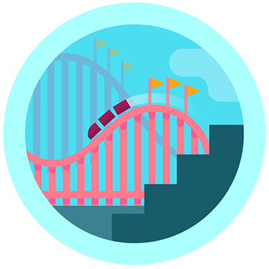 Another thing Fitbit does is send you these motivational badges for achievement.  Like my recognition for having some ups and downs on Namsan.  And according to my Fitbit from the bottom to the top of Namsan by stairs is the equivalent of 83 floors...