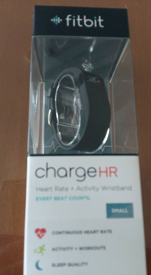 "My daughter loves her Fitbit and suggested I would too.  So I picked one up at the PX.  Didn't realize they came in sizes and I inadvertently grabbed a small.  Which just barely fit around my wrist.   So I exchanged it the next day for the large size which is much more comfortable.  Then the battery gave out half-way through my walk and I was ""fit"" to be tied.  Gave it a full charging overnight and today it carried me through my entire walk.  Actually, the battery is supposed to be good for 5 days of ""normal"" use.  Hope so.  It's still showing ""fully charged"" so far."