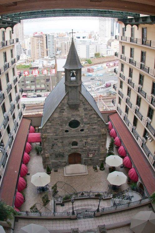 Image result for Hotel Monterey Osaka chapel